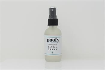 Picture of Wood & Citrus Body Spray Organic